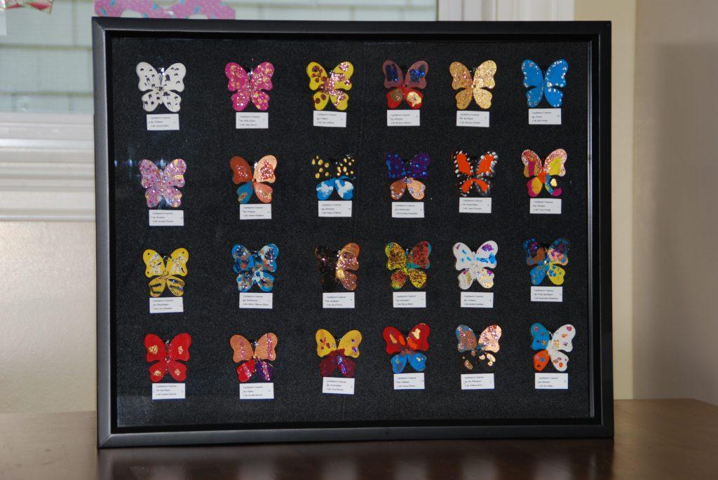 """Lepidoptera Corpuz"" Ms. Corpuz's Class (Kindergarten)"