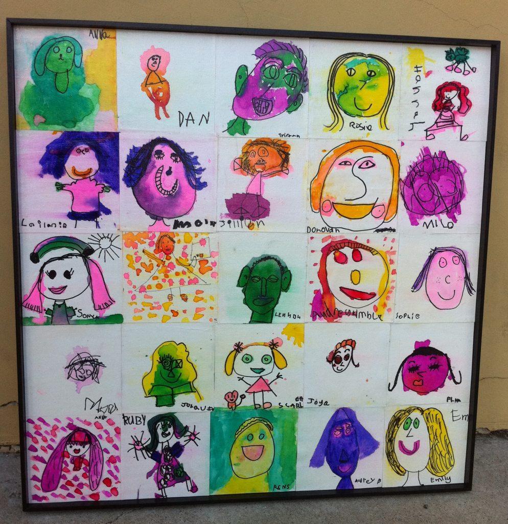 Ms. Fong-Wedgwood/Kindergarten