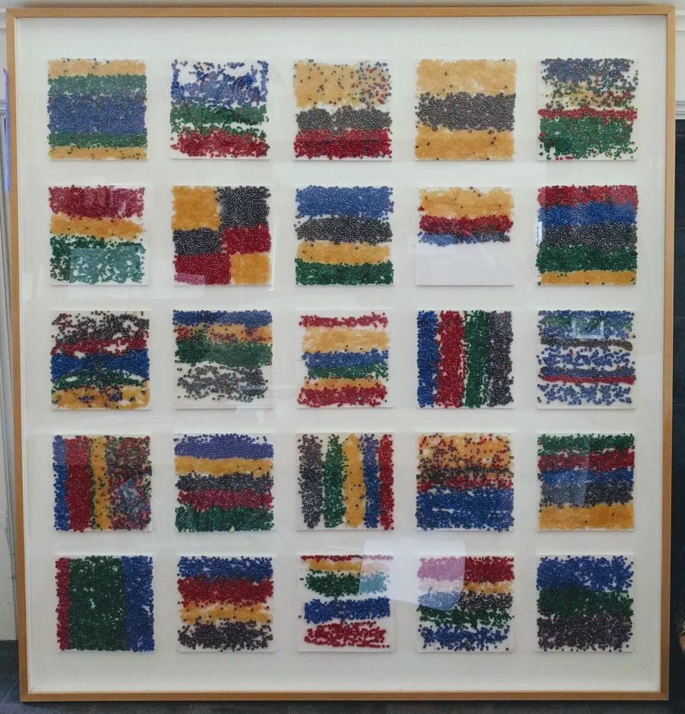 Modern Beads - Ms. Howell - 3rd Grade