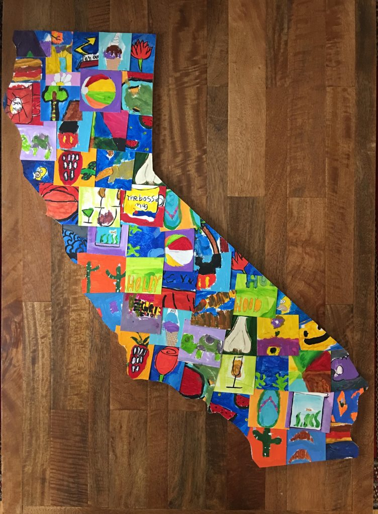Celebrate California - Ms. Howell - 3rd Grade