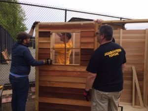 Building a new Garden shed