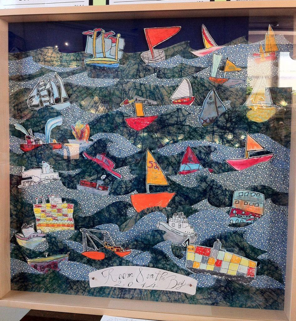 """""""Room 8 Regatta on the Bay 2014""""  Ms. Ingram-2nd Grade"""