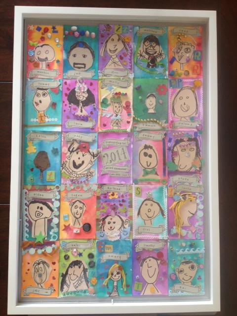 """""""Facing Room 11"""" Ms. Sivila--Kindergarten"""