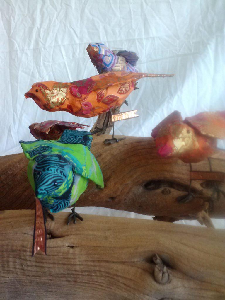 """Birds of a Feather""  Ms. del Rosario's Class (1st grade)"