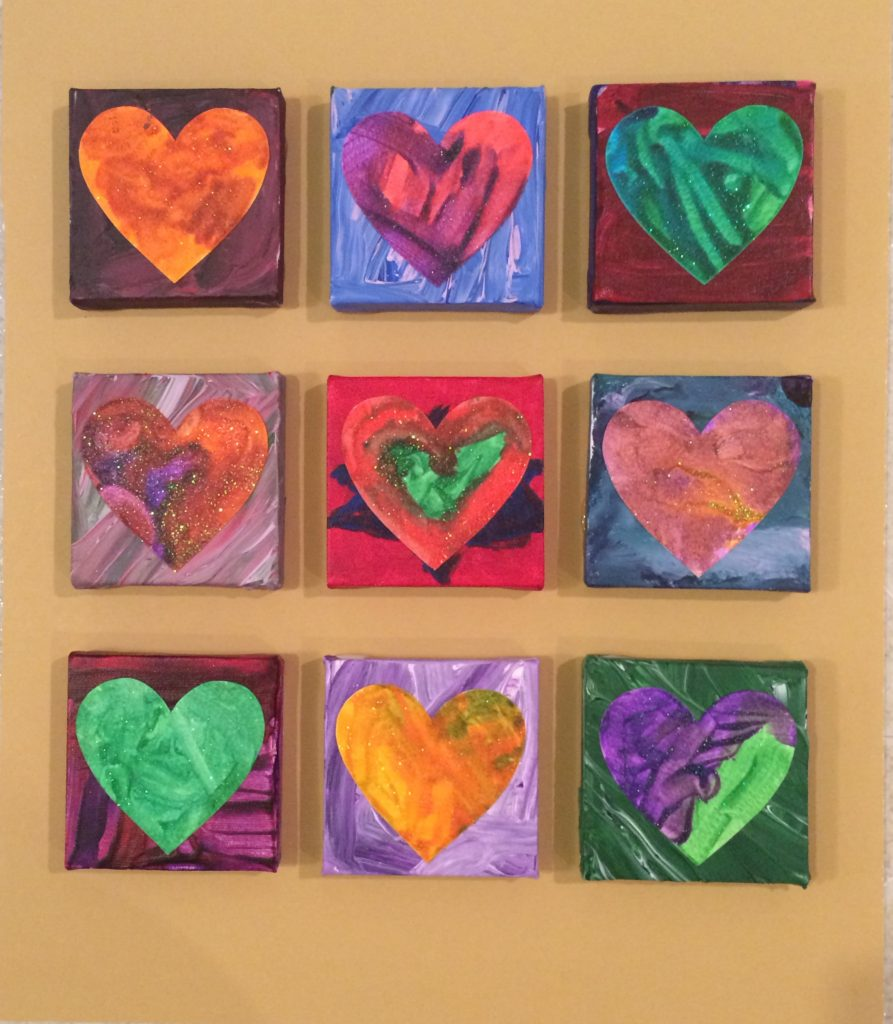 """""""Love Squared"""" Ms. Reuter - Special Education"""
